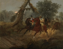 The Ride of General Marion's Men