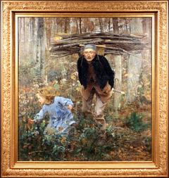The Wood Gatherer