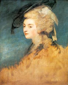 Georgia Spencer, Duchess of Devonshire