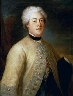 Portrait of Frederick Augustus of Saxony (1696-1763)