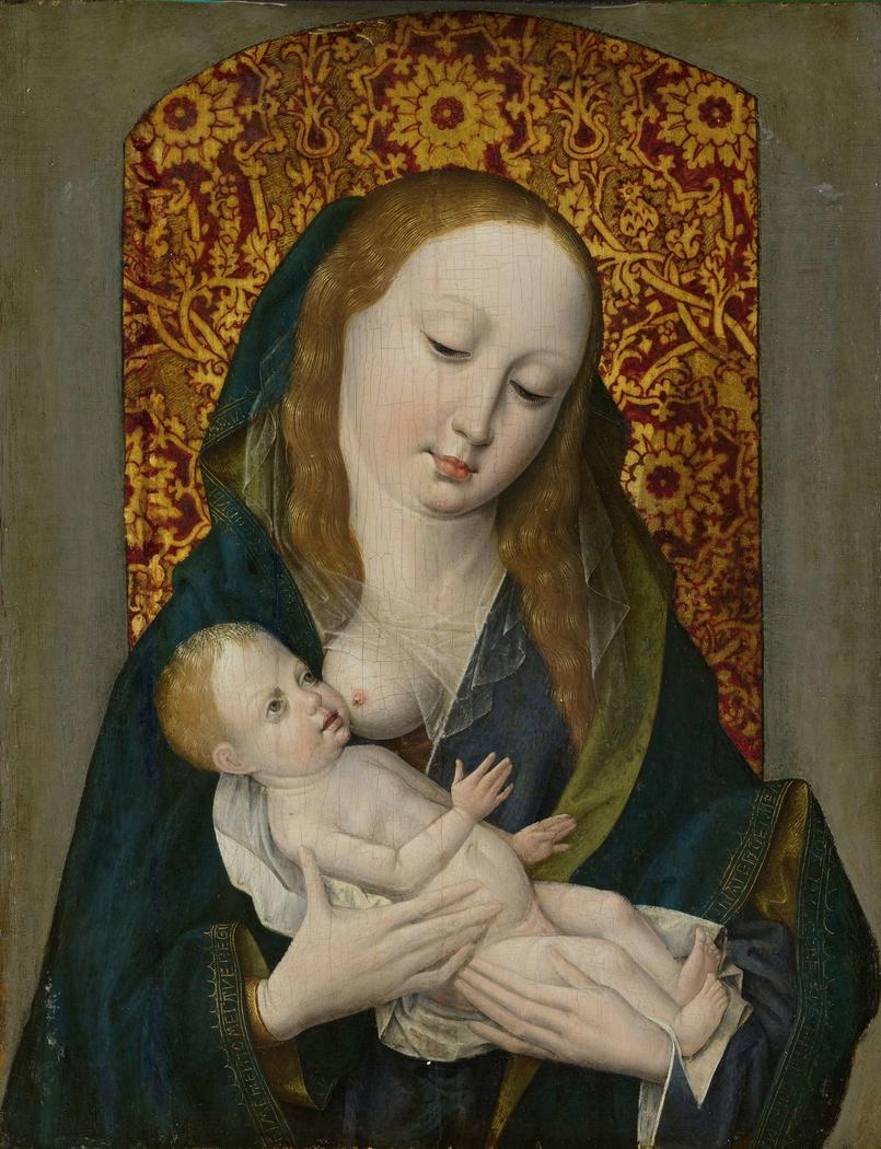 Virgin and Child (Madonna Lactans)