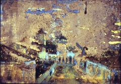 Vista de São Vicente, 1870