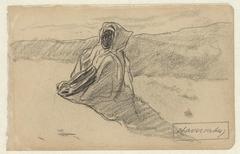 Zittende Bedoeïen