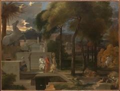 A Classical Landscape