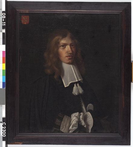 Abraham Couckerbacker (1647-1687)