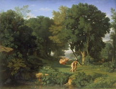 Adam and Eve Chased from the Garden of Eden