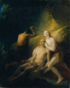 Adam and Eve Mourn the Dead Abel