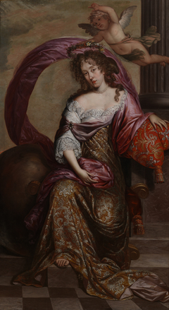 Allegorical Portrait of a Lady as Fortune