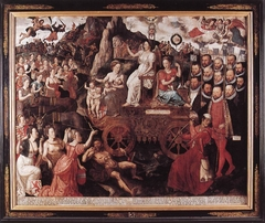 Allegory of the 1577 Peace in the Low Countries