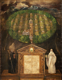Allegory of the Order of the Camaldolese