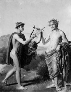 Apollon og Hermes