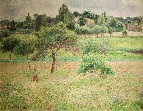Apple Trees at Éragny