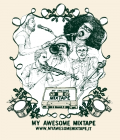 Artwork for 'My Awesome Mixtape'