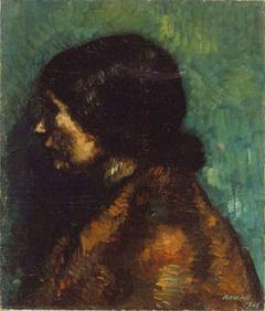 Cabeza de gitana (Gipsy Woman's Head)