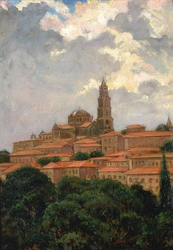 Cathedral at le Puy