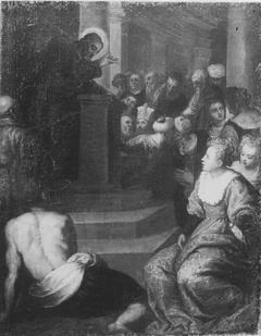 Christus als Lehrer (Werkstatt)