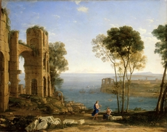 Coast View with Apollo and the Cumaean Sibyl