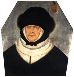 Coffin portrait of Zofia Walicka née Nowomiejska.