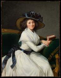 Comtesse de la Châtre (Marie Charlotte Louise Perrette Aglaé Bontemps, 1762–1848)