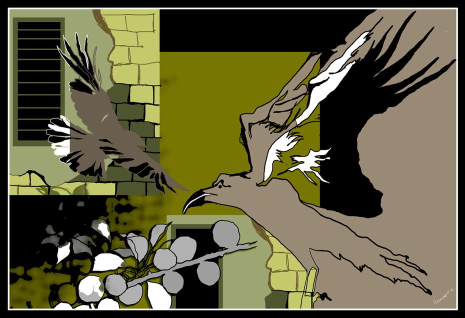 Crow on Air