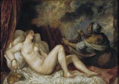 Danaë (Titian, Prado)