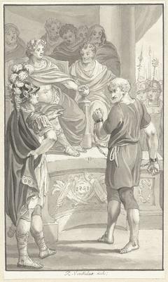De zelfmoord van Seneca en zijn vrouw