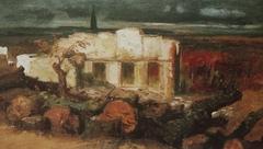 Destroyed House in Kehl