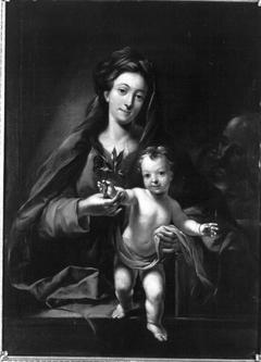 Die Heilige Familie (Art des)