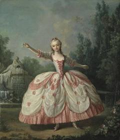 Die Tänzerin Marianne Cochois (zugeschrieben)