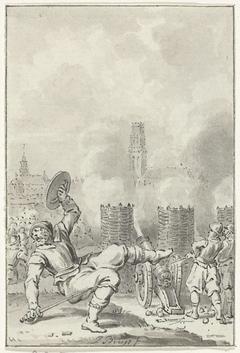 Dood van Barthold Entens, 1580