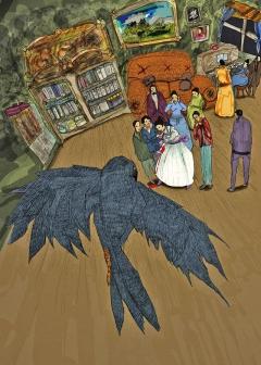 Edgar Allan Poe - The Raven / Edgar Allan Poe - El Cuervo