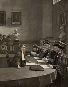 Elizabeth Garrett Anderson thesis