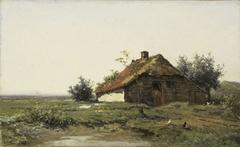 Farm in the Open Fields