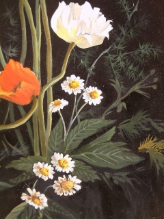 Flowers, Detail