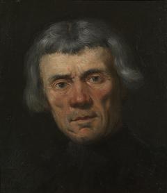 Head of a Man (Portrait Study)