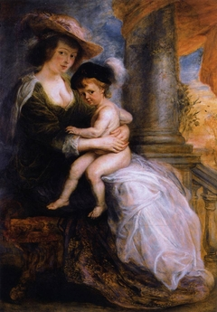 Hélène Fourment with her Son Frans