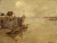 Honfleur Fishing Boats no. 2