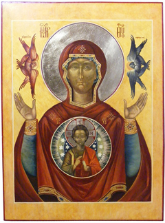 Image of Our Lady of Oranta