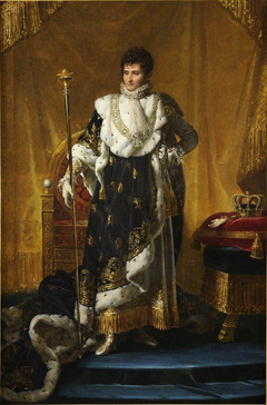 Jérôme Bonaparte, roi de Westphalie