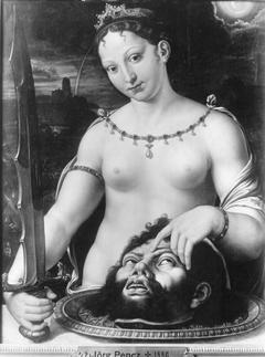 Judith mit dem Haupt des Holofernes (Nachfolger)