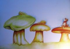 Kaneeltje's world/original illustrations