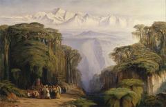 Kangchenjunga from Darjeeling