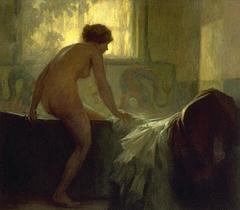 La Femme au Bain