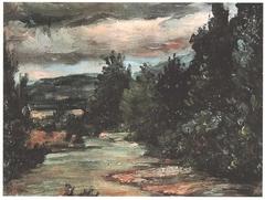 La Rivière dans la plaine