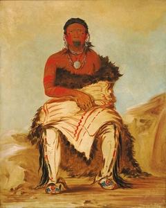Lá-shah-le-stáw-hix, Man Chief, a Republican Pawnee