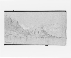 Lake Maggiore, May 11, 1869 (from Sketchbook)