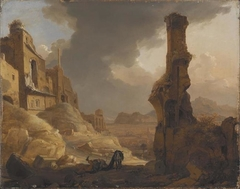 Landscape with the Disobedient Prophet