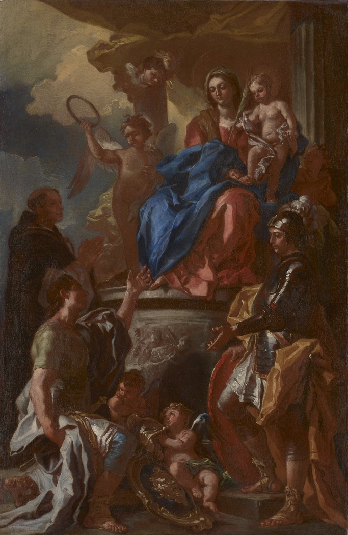 Madonna of the Martyrs