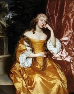Margaret Brooke (c.1647–1667), Lady Denham