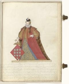 Margaretha van Lalaing, vrouwe van Pallandt en Culemborg
